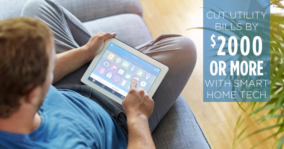 8 Smart Home Technology Trends that Can Save You Money