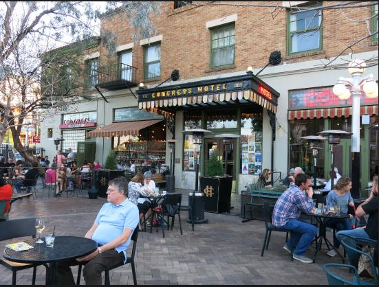 Congress Street in Tucson deemed one of five Great Streets in Great Places in America